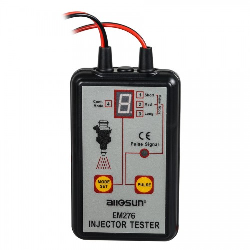 [RU Ship No Tax] All-Sun Professional EM276 Injector Tester 4 Pluse Modes Powerful Fuel System Scan Tool
