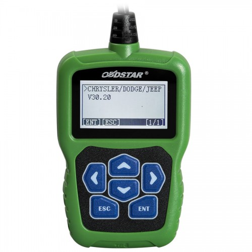 【Ship from US No Tax】 OBDSTAR F104 Chrysler Jeep & Dodge Pin Code Reader and Key Programmer