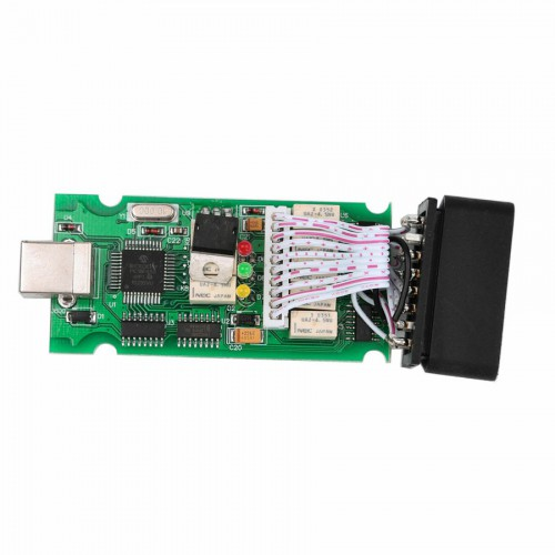Opcom OP-Com Firmware V1.65 2010/2014 V Can OBD2 for OPEL with Dual Layer PCB