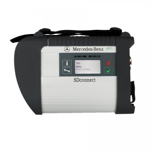 MB SD Connect Compact C4/C5 Star Diagnosis Main Unit