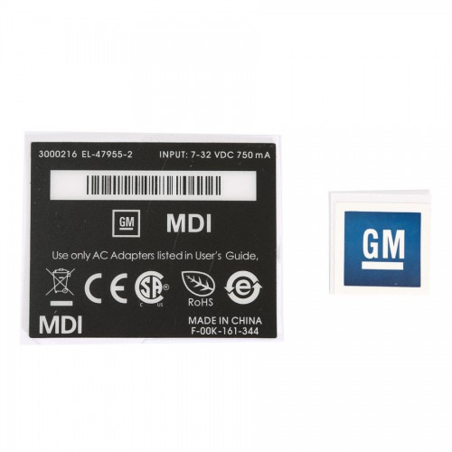 [UK Ship No Tax] Latest Best Quality GM MDI Multiple Diagnostic Interface with Wifi