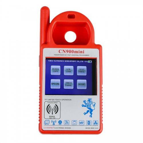 [UK Ship] V5.18 CN900 Mini Transponder Key Programmer Support Multi-Language for 4C 46 4D 48 G Chips