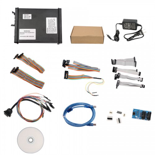 Latest V2.23 KTM100 KTAG ECU Programming Tool Master Version Firmware V7.020 with Reset Button Unlimited Token