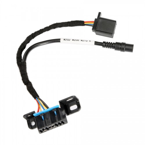 Mercedes Test Cable of  EIS ELV Test Cables for Mercedes Works Together with VVDI MB BGA Tool 12 pcs/set