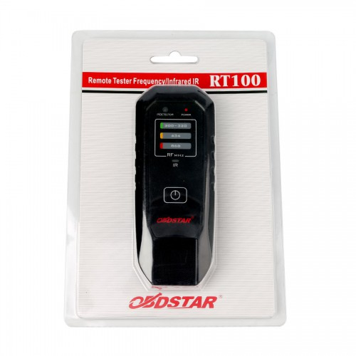 OBDSTAR RT100 Remote Tester Frequency/Infrared