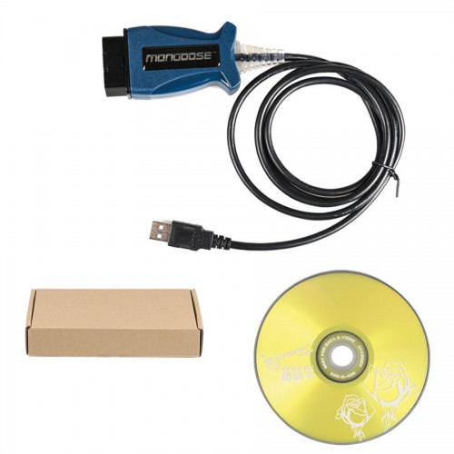Mangoose Pro GM II Cable Supports GDS2 for Global Vehicle Diagnostics
