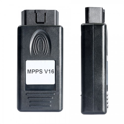 [US/UK Ship No Tax] MPPS V16.1.02 ECU Chip Tuning for EDC15 EDC16 EDC17 Inkl CHECKSUM Read And Write Memory