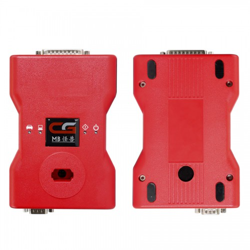 [US/UK Ship No Tax] CGDI Prog MB Benz Key Programmer Get 1pc Free CGDI ELV Simulator