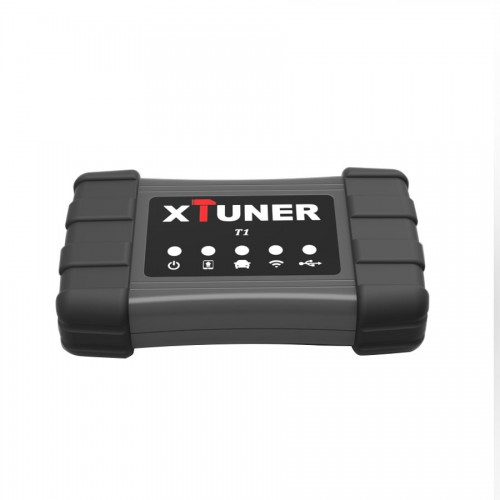 [US Ship No Tax] XTUNER T1 Heavy Duty Trucks Auto Intelligent Diagnostic Tool Support WIFI