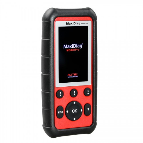 [UK Ship No Tax] Autel MaxiDiag MD808 Pro All Modules Scanner Code Reader (MD802 ALL+MaxicheckPro) Free Update Online