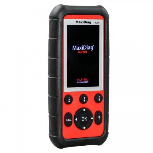 Autel MaxiDiag MD808 Diagnostic Scan Tool for Basic Four Systems Update Online Free Lifetime