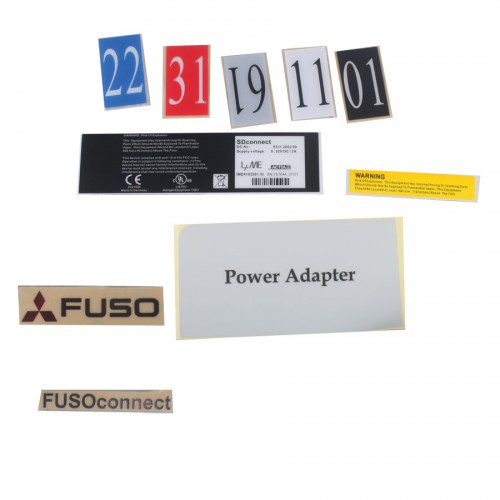 Mitsubishi Fuso C5 Xentry Diagnostic Kit (2012-2016) Wifi with Software HDD Included