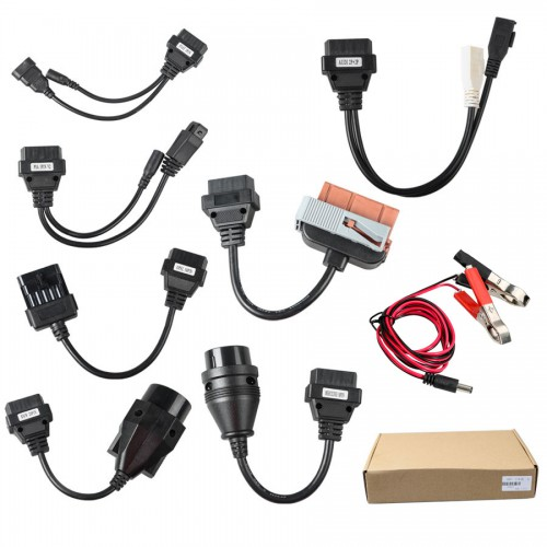 Car Cables For Tcs CDP Pro/Multidiag Pro