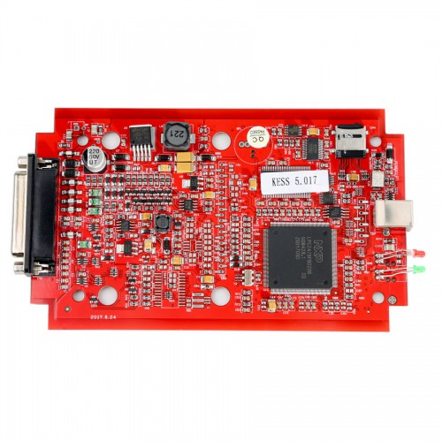 [3.28 Sale] Kess V2 V5.017 SW V2.47 Red PCB EU Online Version Plus Ktag 7.020 SW V2.25 Red PCB EURO Online Version Get Free V1.61 ECM TITANIUM UK Ship