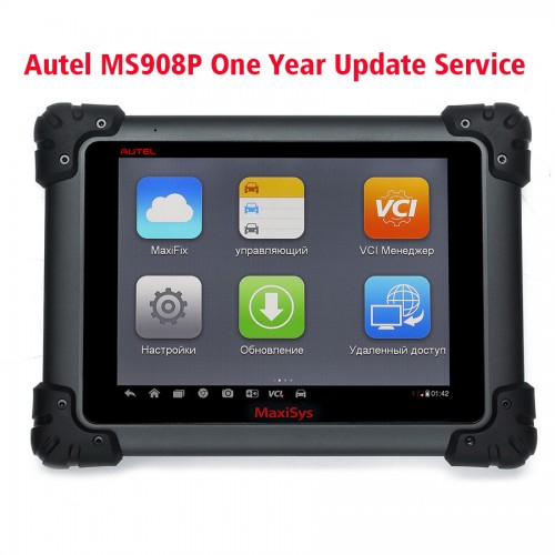 Autel MaxiSys Pro MS908P Scanner One Year Update Service