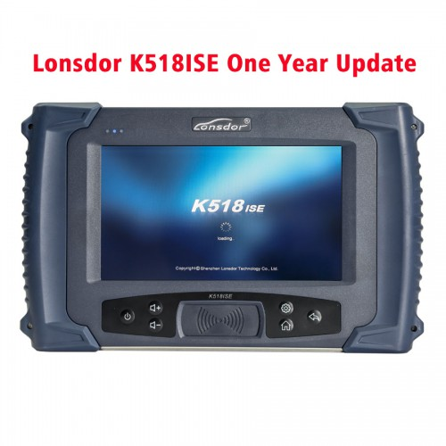 【Promotion】Lonsdor K518ISE One Year Update Subscription (For Some Important Update Only) After 180 Days Trial Period