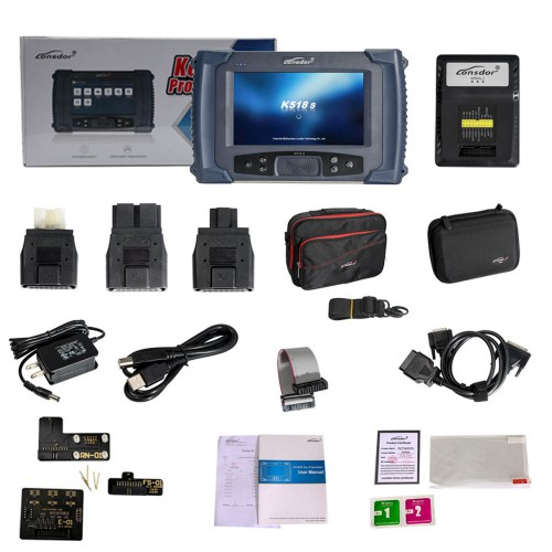 LONSDOR K518S Key Programmer Full Version Support Toyota All Key Lost