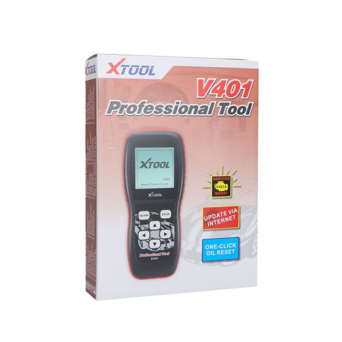[UK Ship No Tax] XTOOL VAG401 VW/AUDI/SEAT/SKODA Professional Tool Ship From Amazon