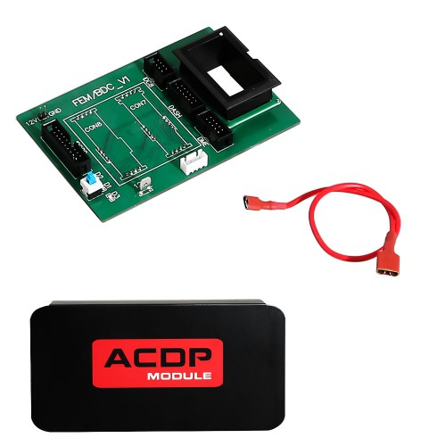 [7% Off $999] Yanhua Mini ACDP Programming Master BMW Full Package with Module1/2/3/4/7/8/11 Total 7 Authorizations