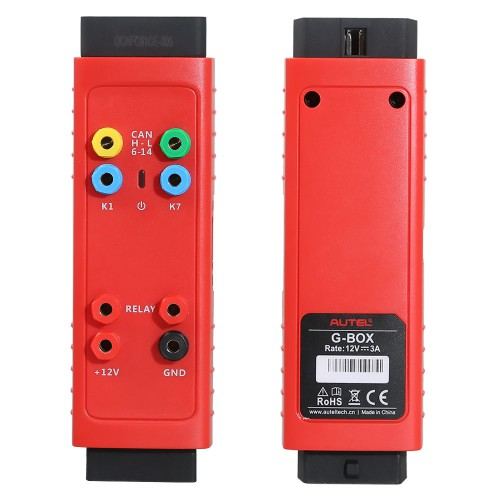 [Monthly Special] AUTEL G-BOX Tool for Mercedes Benz All Keys Lost Work with Autel MaxiIM IM608