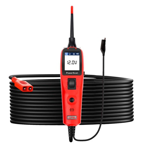 [3.28 Sale] Autel PowerScan PS100 Electrical System Diagnosis Tool Free Shipping US Ship