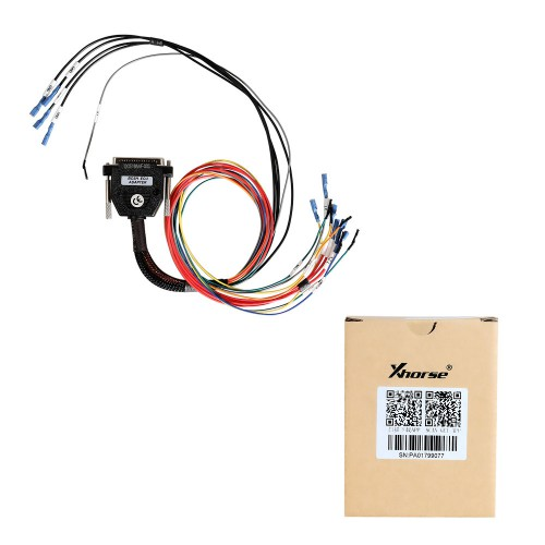 [7% Off $139.5] Xhorse VVDI Prog Bosch Adapter Read BMW ECU N20 N55 B38 ISN without Opening Free Shipping by DHL