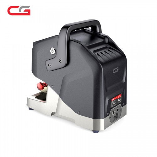 CG Godzilla Automotive Key Cutting Machine Support both Mobile and PC with Built-in Battery 3 Years Warranty