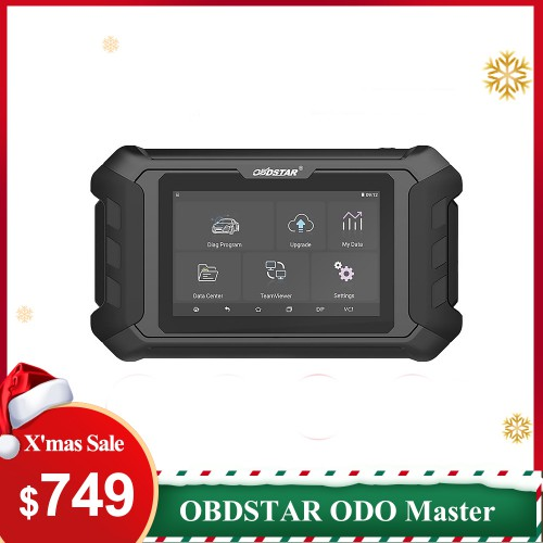 【Xmas Deals】US/UK Ship OBDSTAR ODO Master for Odometer Adjustment/Oil Reset/OBDII Functions Update Version of X300M