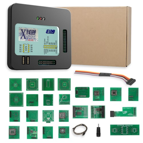 [3.28 Sale] Latest Version Xprog V6.12 XPROG-M ECU Programmer With USB Dongle Free Shipping