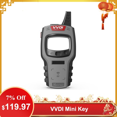 [UK Ship] Xhorse VVDI Mini Key Tool Remote Key Programmer Support IOS and Android Global Version