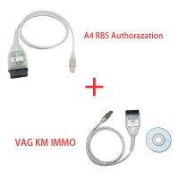 Buy VW KM+IMMO TOOL Get Free AUDI A4 RB8 Authorization Plus AUDI A4 A5 Q5 Authorization