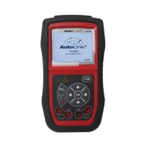 [US Ship No Tax] Autel AutoLink AL539B OBDII Code Reader & Electrical Test Tool Easy To Use Support Update Online