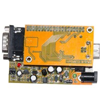 [UK Ship] UUSP UPA-USB Serial Programmer Full Package V1.2 B Yellow Color