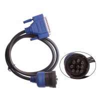 CAT 9Pin Cable For DPA5 Scanner Superior Quality
