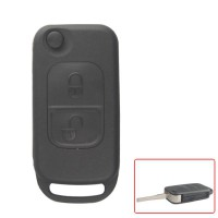 Remote Key Shell 2 Button for New Benz 5pcs/lot