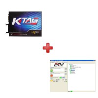 KTAG K-TAG V2.10 Plus ECM TITANIUM V1.61 With 18475 Driver