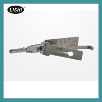 LISHI HU46 2-in-1 Auto Pick and Decoder for Opel Antara Sail