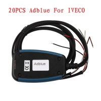 20pcs Truck Adblueobd2 Emulator For IVECO