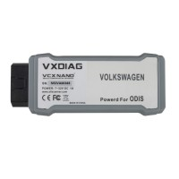 VXDIAG VCX NANO 5054A ODIS V4.0.0 Support UDS Protocol with Multi-languages