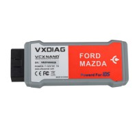 VXDIAG VCX NANO for Ford/Mazda 2 in 1 with IDS V109