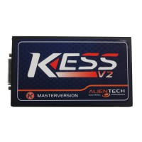 V2.37 FW V3.099 KESS V2 OBD Tuning Kit Master Version No Token Limitation