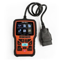 [US Ship No Tax] Foxwell NT301 CAN OBDII/EOBD Code Reader Support Multi-Languages