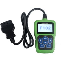 [US Ship] OBDSTAR Nissan/Infiniti Automatic Pin Code Reader F102 with Immobiliser and Odometer Function