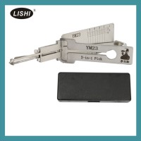 LISHI YM23 2 in 1 Auto Pick and Decoder for Benz Smart