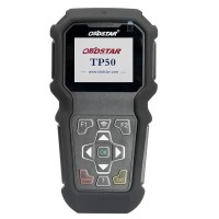 New OBDSTAR TP50 Intelligent Detection TPMS Activation Reset & Diagnostic Tool