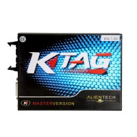Latest V2.23 KTAG ECU Programming Tool Firmware V7.020 KTAG Master Version with Unlimited Token Free Shipping