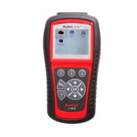 [Ship from US/CA NO Tax] Original Autel AutoLink AL619 OBDII CAN ABS And SRS Scan Tool Update Online