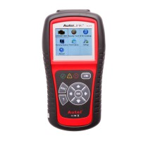 [US/UK Ship No Tax] Original Autel AutoLink AL519 OBD-II And CAN Scanner Tool Multi-languages Ship From US