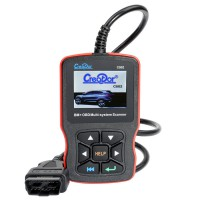 [US/UK Ship] Creator C502 BENZ & OBDII/EOBD Multi-system Scanner