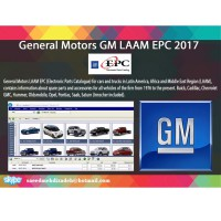 V2017.02 General Motors GM LAAM Market 2017 Parts Catalog